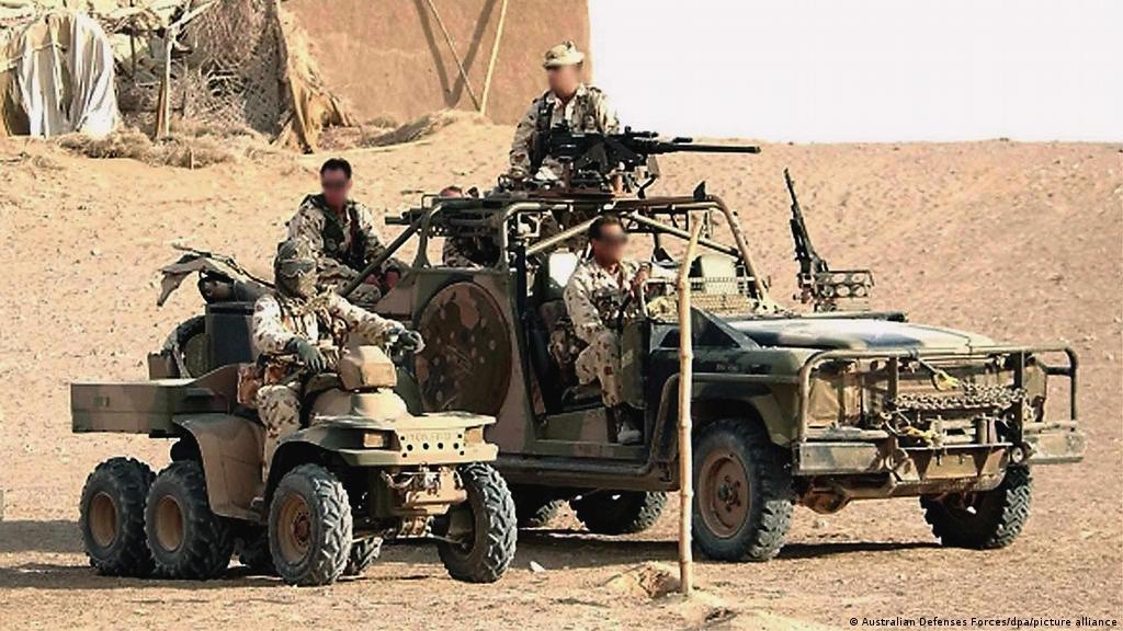 Tropas australianas ″mataron ilegalmente″ a 39 civiles afganos | El Mundo |  DW | 19.11.2020