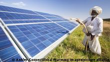 Asiens größtes Solarkraftwerk