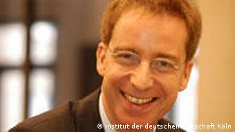 Michael Huether, Director of the Cologne Institute for Economic Research