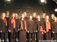 Carmina Mundi im Konzert  (Foto: Carmina Mundi)