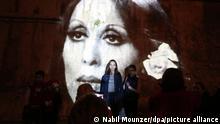 Libanon Fairuz Gedenken 2016