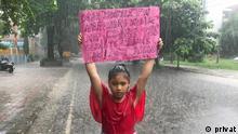 Indien Delhi | Klimaaktivistin Licypriya Kangujam