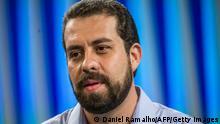 Brasilien | TV Debatte: Guilherme Boulos