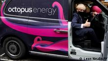 UK Boris Johnson E-Auto