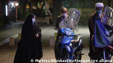 Iran Teheran | Coronakrise