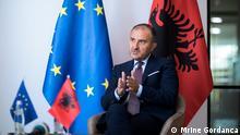 Interview Botschafter Europäische Union Albanien Luigi Soreca