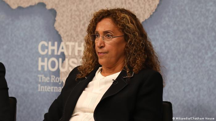 Professorin - Madawi Al-Rasheed