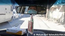 Gazastreifen   Erster ladies only Taxi Service mit weiblicher Fahrerin