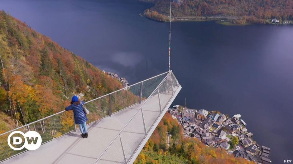 Austria's breathtaking Salzkammergut in Autumn