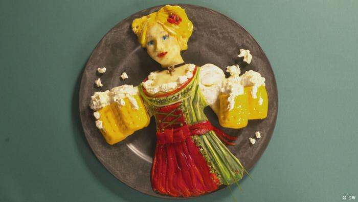 DW Euromaxx - Food Art