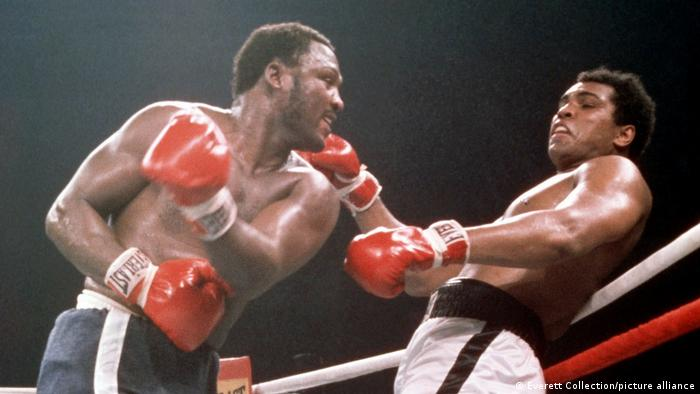 Boxkampf | Muhammad Ali gegen Joe Frazier