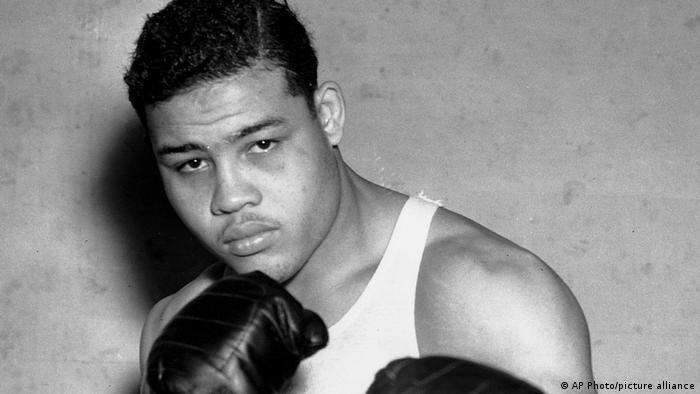 Boxer Joe Louis 1937