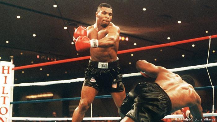 USA Las Vegas | Mike Tyson besiegt Trevor Berbick 1986