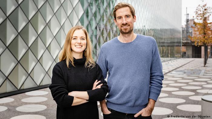 Caroline Weimann and Philip Husemann, Managing Directors of Join Politics
