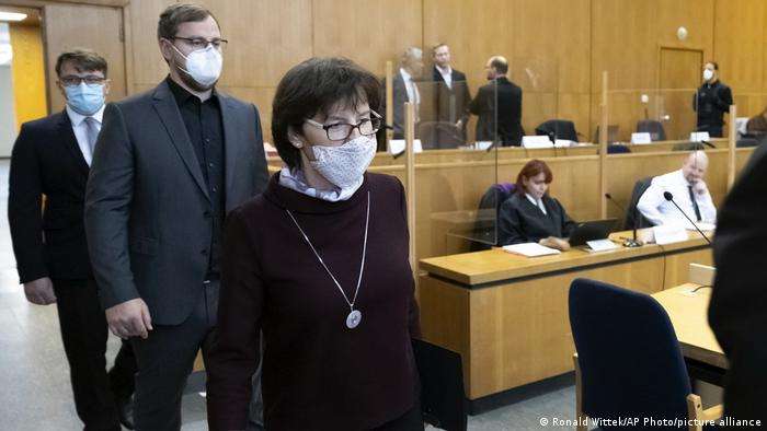 Deutschland   Prozess Mordfall Walter Lübcke