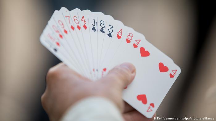 Bridge-Spieler Michael Elinescu