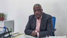 Äthiopien Verteidigungsminister Abadula Gemeda Addis Abeba