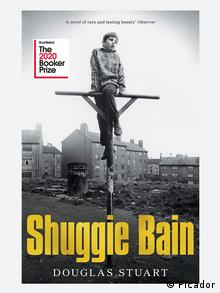Buchcover | Shuggie Bain von Douglas Stuart