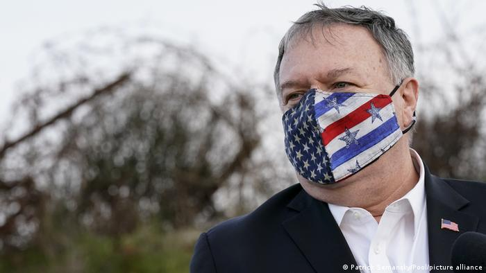 Mike Pompeo in Israel