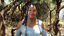 Faith Kathure ist 17 Jahre alt und lebt im kleinen Dorf Matunda in Kenia Global 3000 für die Sendung am 23.11.2020 via Jasmin Al-Yasri, 19.11.2020