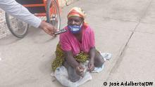 Angola Huambo | Gefährdete Gruppen & Corona