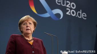 Αισιόδοξη για το εμβόλιο η Άγκελα Μέρκελ μετά την τελευταία τηλεδιάσκεψη των Ευρωπαίων ηγετών