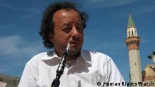 المدير التنفيذي للمبادرة المصرية للحقوق الشخصية جاسر عبد الرازق