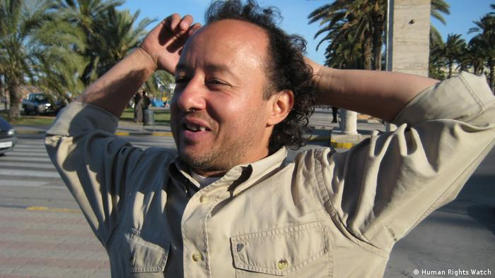 Gasser Abdel Razek, director of the Egyptian Initiative for Personal Freedoms