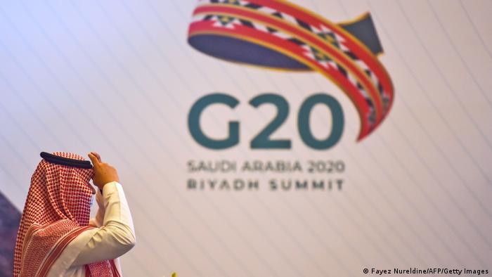 Saudi-Arabien Riad vor dem G20 Gipfel