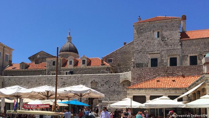 Kroatien Dubrovnik | Im Alten Hafen