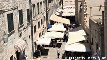Kroatien Dubrovnik | Cafés in der Altstadt