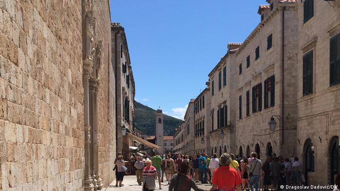 Kroatien Dubrovnik | Altstadt