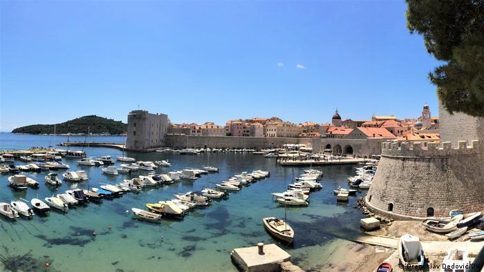 Kroatien Dubrovnik | Alter Hafen