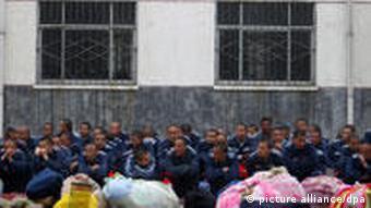 China Gefängnis