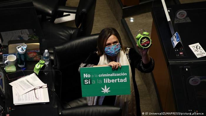 Legalizacija kanabisa je sporna i u meksičkom parlamentu