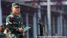 Indonesien Militärkommando Jakarta Pangdam Jaya | Generalmajor Dudung Abdurachman
