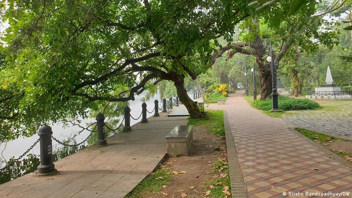 Indien Entscheidung zu Seen in Kalkutta