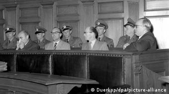 Процесс над эсэсовцами в Ульме, 1958 год