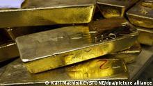 Schweiz Ein-Kilogramm Goldbarren