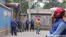 Bangladesch | Polizeieinsatz in Sirajganj