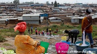 Kenia Anstieg der Teeny Schwangerschaften durch Corona Lockdown