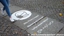 Deutschland Coronavirus Maskenpflicht Berlin