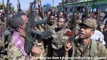 Tigray-Konflikt | Äthiopisches Militär
