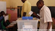 Symbolbild Wahlen in Burkina Faso