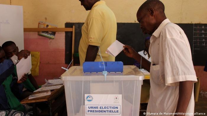 Les Burkinabè votent sur fond d'insécurité (Image symbolique/Archives)