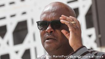Le président Roch Marc Christian veut briguer un second mandat malgré son bilan mitigé.
