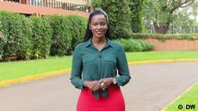 DW EcoAfrica Moderatorin Sandrah Twinoburyo