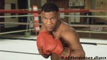 Mike Tyson |Schwergewichtsboxer