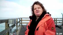 Deutschland Covid-19-Patientin Sigrid Straub