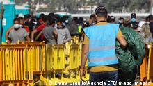 Kanarische Inseln Spanien Migration Gran Canaria Geflüchtete